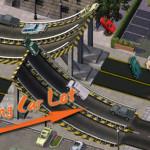 [SC4]Jumping Car Lot [HD] ~シムの通勤をより刺激的なものに~