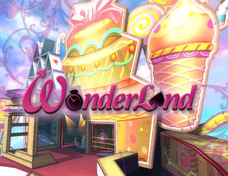 韓国S4新タッチダウンマップ WonderLand